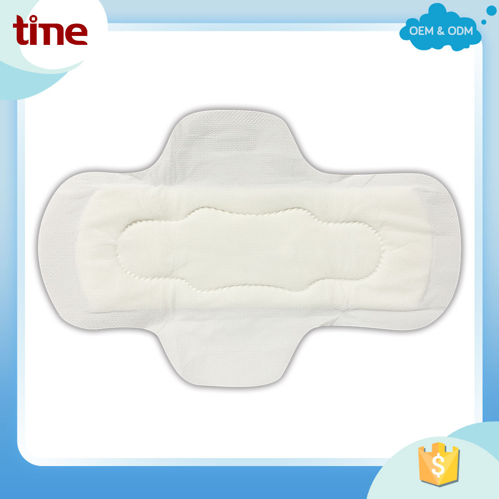 ladies pad size 240mm 290mm 330mm high absorbent super dry sanitary napkins