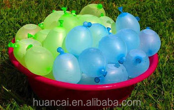 water bomb balloon summer toys 6 colors