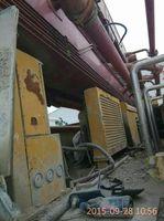 46m ISUZU SANY cheap price used concrete pump truck original for sale