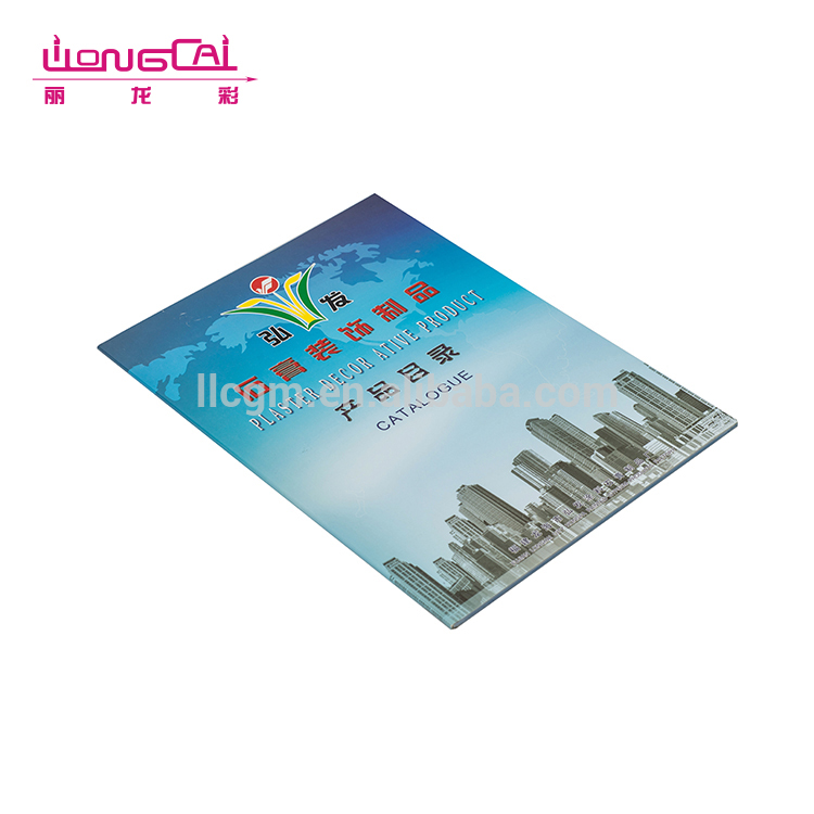 Custom CMYK offset printing a4 paper magazine printing wholesale