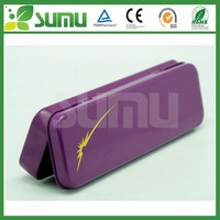 Wholesale Cheap Custom Double Sided Pencil Case