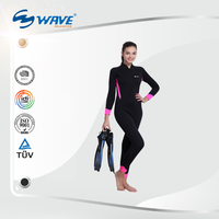Customized diving and surfing neoprene wetsuit