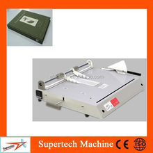 A4 Size Perfect Metal Photo Album Cover Making Machine
