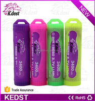 2015 new arrival KDEST Brand 18650 rechargeable battery used tools dry cell rechargeable best 18650 battery for vaping