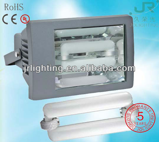 Jolighting Low frequency solar flood light induction flood lamp with UL &CE