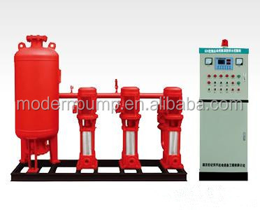 Fire Fighting Pump System