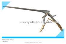 Laminectomy Rongeur, surgical instrument forceps, bone rongeur