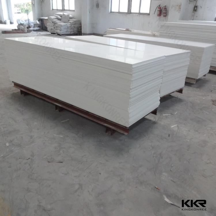 acrylic resin shheet, solid surface wall clabbing