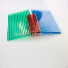 PC Sheet Connector/Profiles Polycarbonate sheet accessory