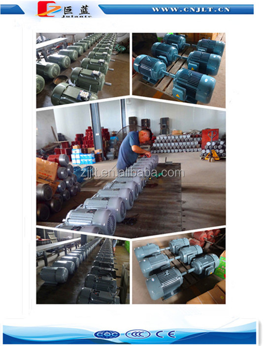 YL 110/220V AC Single Phase Electric Motors Two Capacitor Motor yl8024 0.75KW 1HP