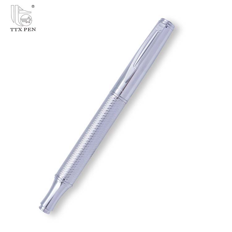 2018 New design Oem Fashion Company Promotion Gifts Thick Metal Ball Pen