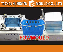 OEM custom plastic wash vegetable basket mold manufacturer