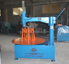 rubber cutting machine/tire cutting machine/used tire circle cutting machine