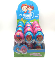 kinder joy chocolate with carton design new item with chocolate biscuit and candy