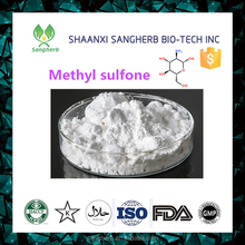 Medicine grade CAS 67-71-0 Methyl sulfone / MSM powder for joint care