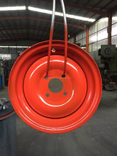 Semi trailer wheel rim 12 inch