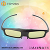 IR technology 3d tv active shutter 3D glasses for sony tv