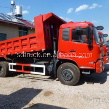 SINOTRUK HOWO 6 Wheels Mining Dump Truck low price for sale