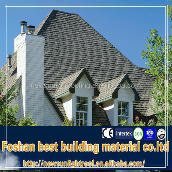 Chinese style roof tile types of houses decoration color stone coated metal roof tile