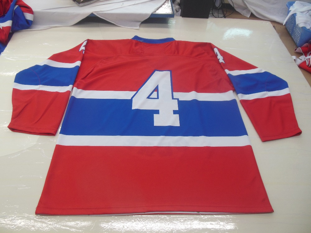 Branded full sublimation ice hockey sportswear