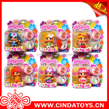 Hot Japanese anime doll toys pingpon cartoon girl toy figures