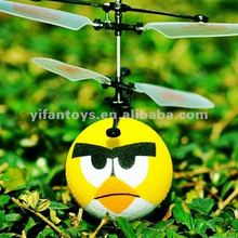 Infrared Sensor Saucer RC UFO Mini Flyer For Gifts