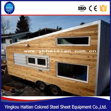 wall panels heat resistant 20ft used cargo containers wheel wooden houses tiny houses wheels