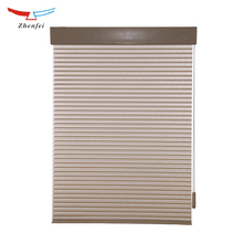Zhenfei Manual Chain/motorized Shangri-la roller Blind office/villa/house window curtain