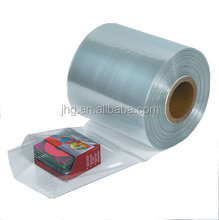 10 colors printing Center fold polyolefin shrink film roil