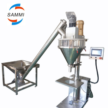 High Quality Semi-Automatic Coffee Power Filling Machine/medical powder filler