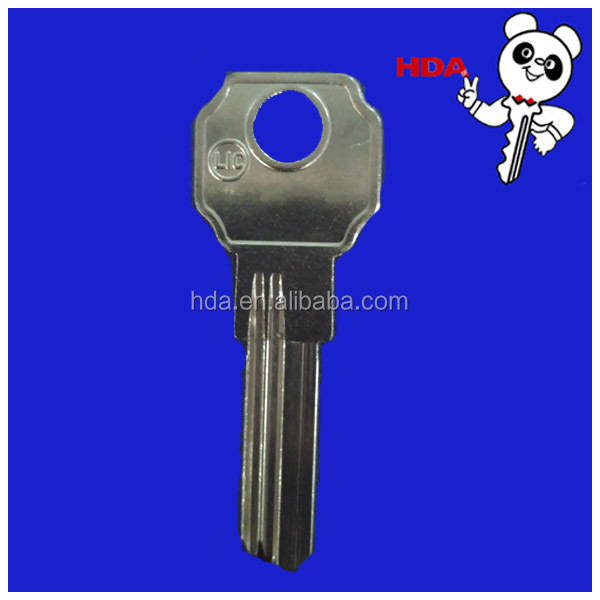 good quality key for door key blank for lock