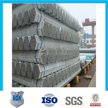 API 5L/ASTM A53/A106 Gr.B Carbon Seamless Steel Pipe with SGS/BV Test