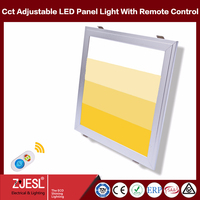 TUV CCT Color Changing led ceiling lighting panel , 40W 60 60cm panel led light