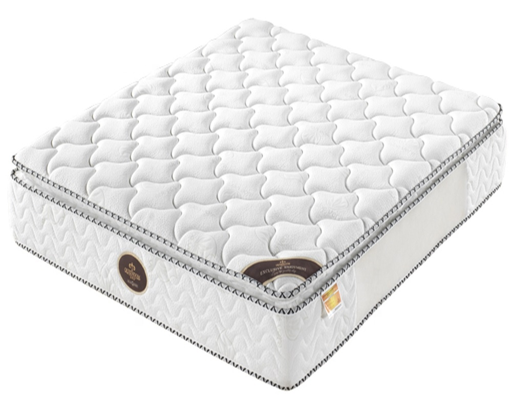 Hot sale factory direct price sweet dream memory foam spring mattress