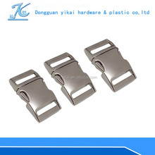 "best quality curved buckles,1"" inch galvanized buckle metal"