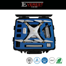 IP67 Hard FAA approved carry on dji phantom 4 pro case
