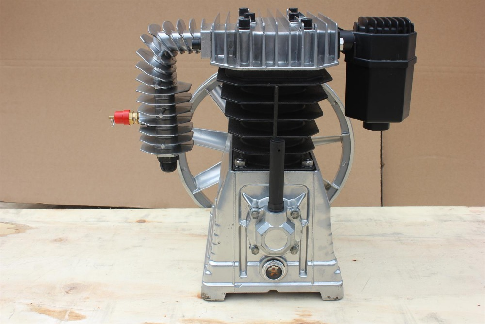 Ningbo 2090 aluminum series 8bar new Italy air compressor 5.5kw electric high pressure piston pump