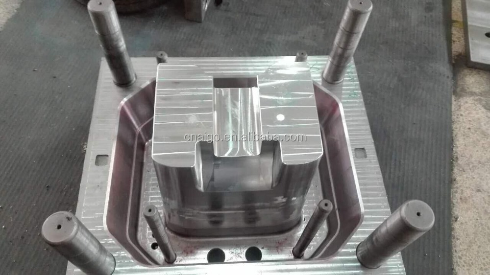 Taiwan plastic mould maker high gloss polish German mold steel injection making