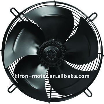 KIRON-350 axial fan with external rotor motor