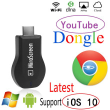 Android iOS Phone Smart WIFI DLNA Airplay Screen Sharging EasyCast OTA Stick Mirascreen TV Miracast Dongle For Macbook Pro