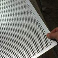 Galvanized Perforated Metal Mesh Stainless Steel