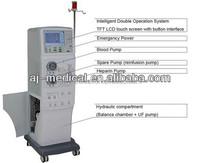 Hemodialysis Machine AJ-2008B (Double Pump LCD Touch Screen)