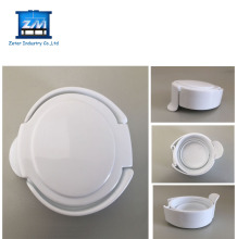 Cheap universal plastic cup lid by plastic injection molding