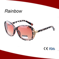 Fine glasses changeable temples high quality sunglasses