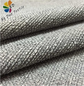 China manufacture newest style types of linen fabric washed for shirt