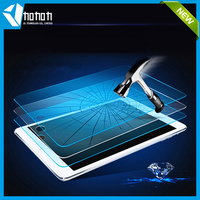 Crystal clear design tempered glass anti shock screen protector for iPad Air