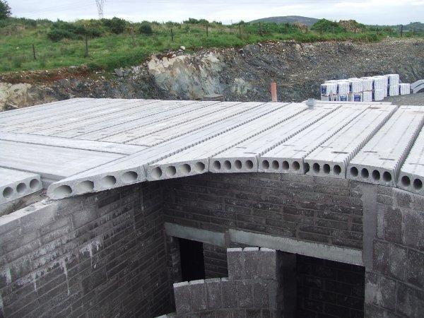 Machine For False Ceiling Precast Prestressed Concrete