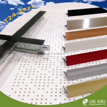 Hot Selling T24.3325 T bar suspended ceiling grid
