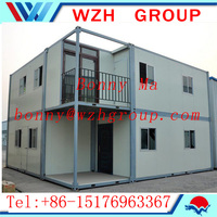 cheap portable modular homes / container house for sale