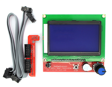 3D printer RAMPS1.4 LCD12864 intelligent Smart Controller LCD module LCD 12864 3d printer parts